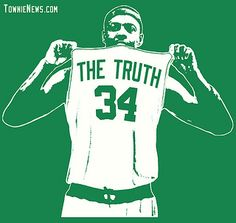Paul Pierce 'The Truth'  #iamaceltic