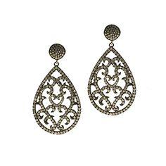 Gold K18 Ice Diamonds Diamond Ice, Crochet Earrings, Diamonds, Gold, Jewelry, Jewlery, Jewerly, Schmuck, Jewels