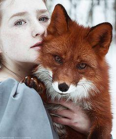 Alexandra Bochkareva estimulantes fotografias zorros 6