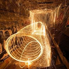 25 Spinning Long Exposure Photos to Leave You Breathless