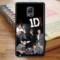 One Direction 1d Cover Album Samsung Galaxy Note Edge Case