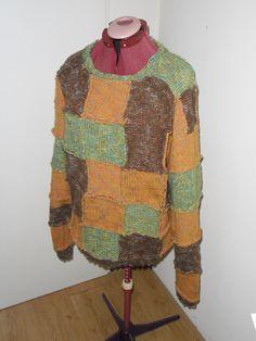 handknitted sweater