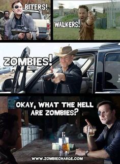 What Zombies?