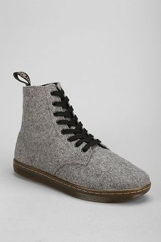 Dr. Martens Alfie 8-Eye Wool Boot