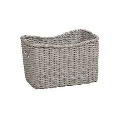 tijdschriftmand BLABLA Laundry Basket, Wicker, Home Decor, Decoration Home, Room Decor, Home Interior Design, Laundry Hamper, Home Decoration, Loom