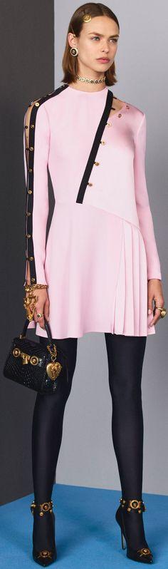Versace Pre-Fall '18.