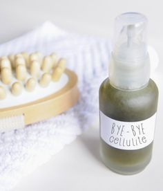 Huile de massage anti-cellulite