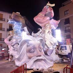 Fallas de Valencia 2012