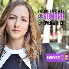 Carolina Ravassa, la voz de Sombra en #Overwatch, estuvo con nosotros y no solo nos hackeó el corazón, también nos contó muchísimas cosas. !Mira la entrevista completa! Overwatch, Blog, Voice Actor, Interview, The Voice, Shades, Life, Hipster Stuff, Blogging
