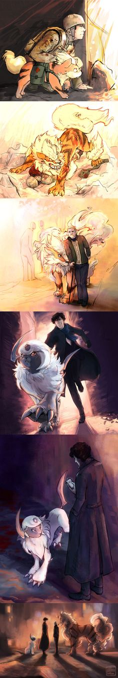 It makes perfect sense, though. Watson Sherlock, Sherlock John, Sherlock Holmes, Marvel 3, Detective, Benedict And Martin, Pokemon Fan Art, John Watson, Best Series