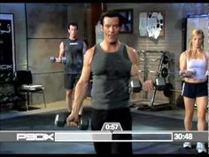 P90X Extreme Home Fitness - Shoulders and Arms FULL