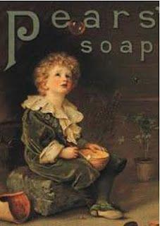 "John Everett Millais 1186 ""Bubbles"" - Pears Soap advert"