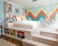 Perfect room for a toddler or teenager