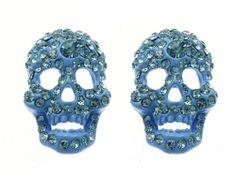 stud skull earring Fashion Jewelry Costume Jewelry fashion accessory Beautiful Charms Beautiful Charms Annys fashion jewelry,http://www.amazon.com/dp/B00F3L1UD2/ref=cm_sw_r_pi_dp_j1bLsb1HFKTZSTP8