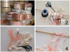 ribbon Wedding Backdrops | Real SD Wedding Cinematography by AJ Production Co Intimate Aberdeen ...