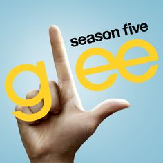 Glee Season 5 Blue Art
