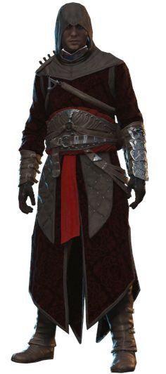 Trajes de Thomas de Carneillon -Arno- Assassin's Creed Unity