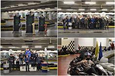 Geht es bei unseren Kollegen von RLE INVISION in Osnabrück sonst eher um Präzision in der Entwicklung von Landmaschinen, Fahrzeugteilen und Sondermaschinen so war vergangenen Donnerstag die Genauigkeit auf dem Indoor-Kurs der Kartbahn Werther gefragt. Im Rahmen des zweiten RLE-INVISION-CUPS wurden zum Jahresauftakt wieder Bestzeiten in den Asphalt gebrannt. Während des Team- und Best-of-Rennens wurde wieder mit viel Elan und der gewissen Prise Ehrgeiz, Zehntel und Zentimeter...