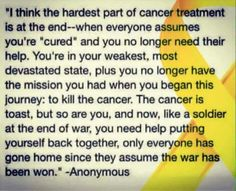 Childhood Cancer Survivor Quotes