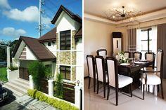 Alden Richards's Two-Storey House in Laguna Alden Richards, Two Storey House, Mansions, Interior Design, Filipino, House Styles, Furniture, Celebrities, Home Decor