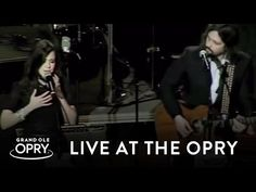 "The Civil Wars - ""From This Valley"" 