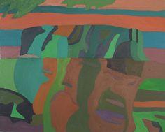 cavinmorrisgallery:   Takurou Shirai Ayers Rock, 2012 Oil on canvas. http://www.cavinmorris.com