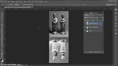 Inverting images in Photoshop