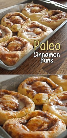 This Paleo Cinnamon Roll recipe is a sweet success! Traditional cinnamon rolls u… This Paleo Cinnamon Roll recipe is a sweet success! Traditional cinnamon rolls use yeast to make the dough rise, but not in this recipe. Eggs are used… Continue Reading → Comidas Paleo, Desayuno Paleo, Whole Food Recipes, Dessert Recipes, Healthy Recipes, Healthy Foods, Clean Foods, Paleo Recipes Egg Free, Healthy Nutrition
