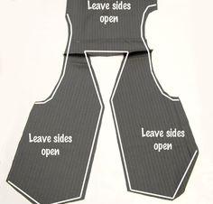 """""""Vest"""" of friends (the boy vest) - Shwin&Shwin"""