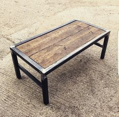 Handmade Steel Coffeetable