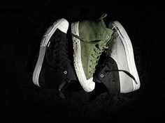 #CONVERSE X HANCOCK SNEAKER Wetland Jack Purcell www.tremendousonly.fr #Casual, #Collaboration, #USA