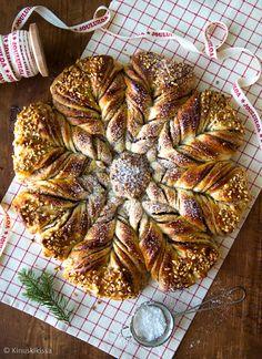 Kanelipulla on yksi parhaimpia leivonnaisia, mitä on olemassa. Siksi pullaa on ihanaa saada joulunakin, se kuului traditioon jo lapsuudessani.