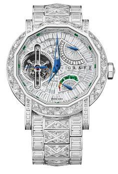 Graff Luxury Watch