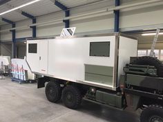 BoxMaunfactur - The Beast !!! #expeditionsmobil #expeditionvehicle #leerkabine #customrv