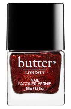 Glitter from butter London
