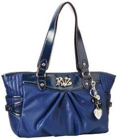 Amazon.com: KATHY Van Zeeland Skip A Beat Shoulder Bag,Deep Teal,One Size: Clothing