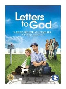 Letters to God  (Could find on Netflix)