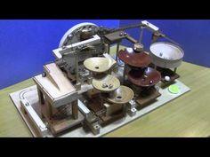 Quad Marble Machine 2012 - YouTube #rollingball #installation