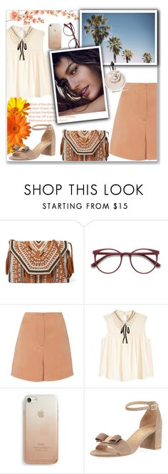 """Sunny Day"" by emina-la ❤ liked on Polyvore featuring Antik Batik, EyeBuyDirect.com, Oday Shakar, Rebecca Minkoff, Salvatore Ferragamo and Valentino"