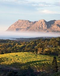 S. Africa wine country. Food & Wine article.