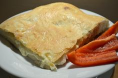 Focaccia – plněný italský chléb Sandwiches, Pie, Desserts, Food, Pinkie Pie, Tailgate Desserts, Deserts, Fruit Flan, Essen
