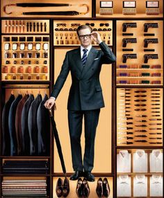 """(Xinhua) Action-fantasy """"Kingsman: The Secret Service"""" led China's box office with 156 million yuan (about 25 million U.S. dollars) in the week ending March 29. http://www.chinaentertainmentnews.com/2015/04/kingsman-secret-service-rules-china-box.html"""