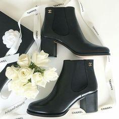 4e360b60f2b Chanel boots  DressCodeNation  chanel  chanelboots