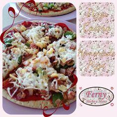 2016 Enero Pizza Casera!