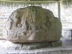 Mayan Sculpture - Quirigua - Guatemala - Courtesy of TravelXena.com via Flickr.