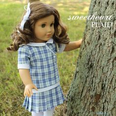 Gallery | Ag Doll Clothes, Doll Clothes Patterns, Clothing Patterns, Clothing Ideas, American Girl Doll Samantha, American Girl Dress, American Dolls, Gossip Girl Nate, Pixie