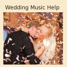 Where and what wedding reception songs should you choose for your wedding? We tell you how, what and where.
