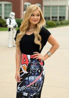 My role model, she's so gorgeous #oliviaholt @olivia_holt