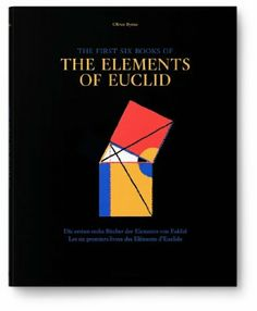 Byrne. Six Books of Euclid: Amazon.co.uk: Werner Oechslin: Books