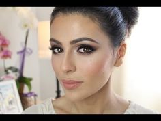 Bridal Makeup Tutorial: Makeup By Sona - YouTube